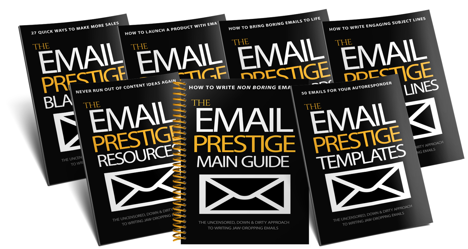 Email Prestige Cover Bundle